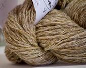 White Olive 100% Wool Upcycled Yarn
