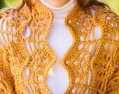 Kianga Cowl Crochet Pattern