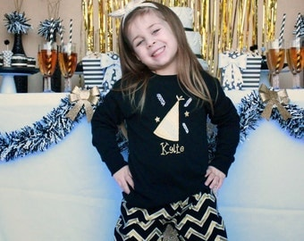 GreatStitch New Years Eve Party Pajamas