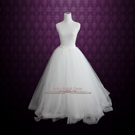 Tulle Ball Gown Skirt Wrap Halloween Costumes Special