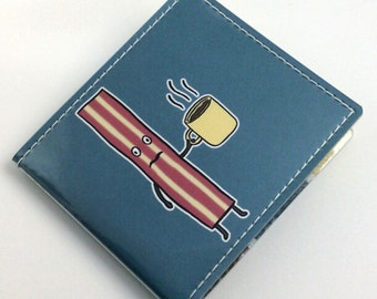 Coffee Time wallet - Dan Goodsell for Tinymeat