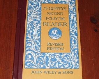 McGuffey's Reader reprint
