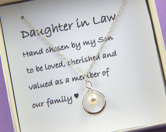 Wedding Gifts For My Son And Daughter In Law : daughter in law gift daughter in law wedding gift daughter in law ...