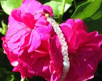 Moonstone Bracelet 14kt Gold Filled