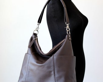 leather bag, women leather purse - Jolie - made to order