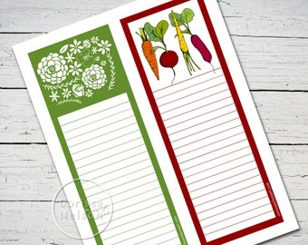 Garden To-Do List Instant Printable