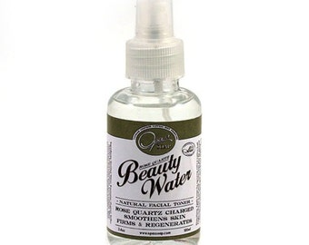The Best Facial Toner for Collagen Production w/ MSM and Rose -- Made in LOS ANGELES