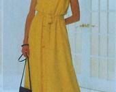 Dress Sewing Pattern UNCUT Simplicity 7506 Sizes 12-18