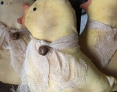 Easter chicks bowl fillers