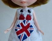 London dress for Blythe