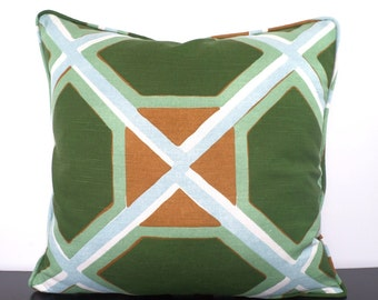 Retro Pillow Sham Etsy
