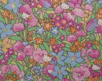 Hello Kitty X Liberty Print - Rico & Floris - B - Printed in Japan
