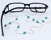 Glasses Chain || Indicolite