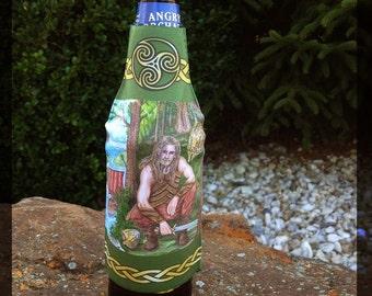 Frey Collapsible Bottle Hugger Insulator