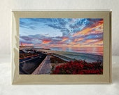 Greeting Card - Tamarack Beach