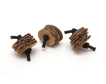 Skitters - Cardboard Cat Toys (Set of 3 toys)