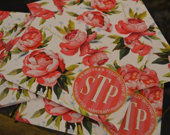 Sweet Pea and Tulip Gift Certificate - Available in Various Amounts!  Digital Gift Certificate Emailed to Customer!