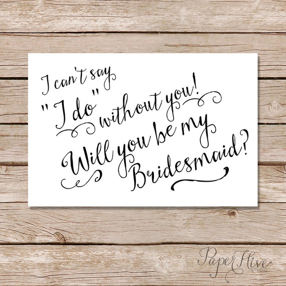 Shocking image regarding i can't say i do without you free printable