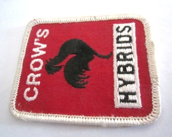 Vintage Patch - Crows Hybrids