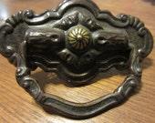 Old Antique Vintage Victorian Edwardian Furniture Drawer Pulls