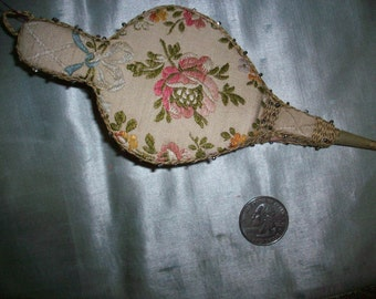 18th century french silk pincushion french court marie antoinette versailles