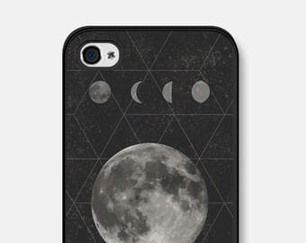 Moon iPhone 7 Case Moon iPhone 6 Case Mens Phone Case iPhone 5s Case Boyfriend Gift Moon iPhone 6s Case Moon Phase Moon iPhone 6s Plus Case