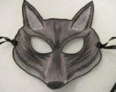 Silver Fox Mask