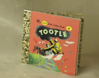 Little Little Golden Book Tootle New and Unused Collectible Book