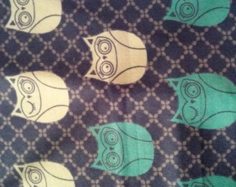 More owls Microwavable corn bags