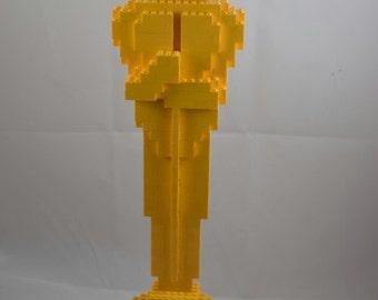 LEGO Oscar Statue with Large Base