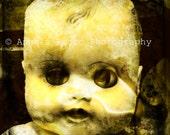 Creepy Baby Doll 2015 Series Part Three 8X10 Print, Mat, Back and Bag