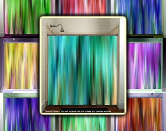 Shower curtains   Etsy. Brown And Turquoise Shower Curtain. Home Design Ideas