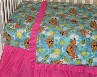 5 pc Toddler Bedding Set-pick your own print/colors