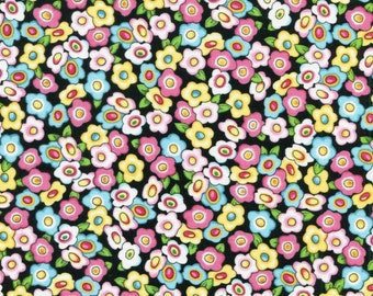 Packed Floral - Mary Engelbreit  - Fat Quarter