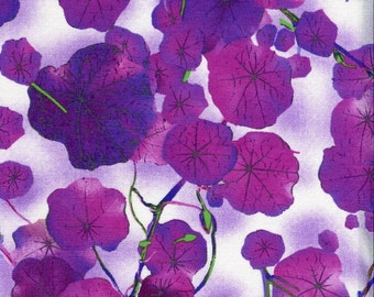 Violets - Windham Fabrics - 1 yard - More Available - BTY