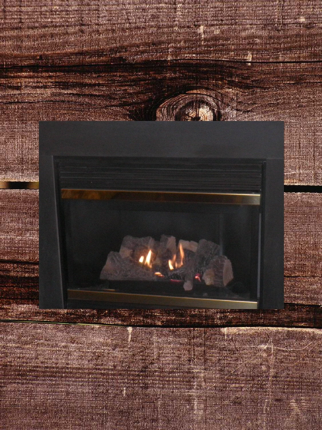 reclaimed wood fireplace tissue cover box made to by typrint
