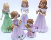 Enesco Birthday Girl - Growing Up Figurines - Choose One