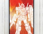 GUNDAM Phone case for iPhone and Galaxy