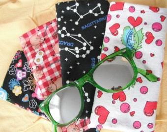 Sunglasses / Eyeglasses Case / Handmade Gifts / accessories / teens / mens / womens