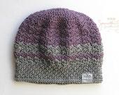 Sarah Slouch, Slouch Hat, Winter hat, girl hat, boy hat, samantha lilly, crochet toddler hat, crochet child hat, crochet adult hat, crochet