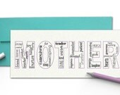 mom mother cards | happy mother's day cards | mothers day card | mother | grandmother descriptive words card | valentine wife
