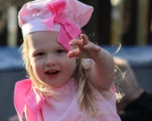 Ice Cream Social Sample Dress and Matching Hat - Size 2T - Ready to Ship