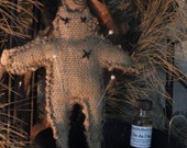 Do As I Say Bend Over Poppet Doll Wicca Pagan Hoodoo Ritual Ceremonies Spirituality