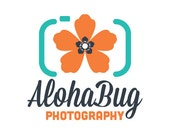 Premade Photography Logo Custom for your Business - Watermark logo