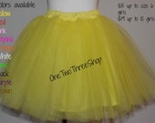 Custom Boutique Clothing Tulle Skirt  Party Sassy Girl