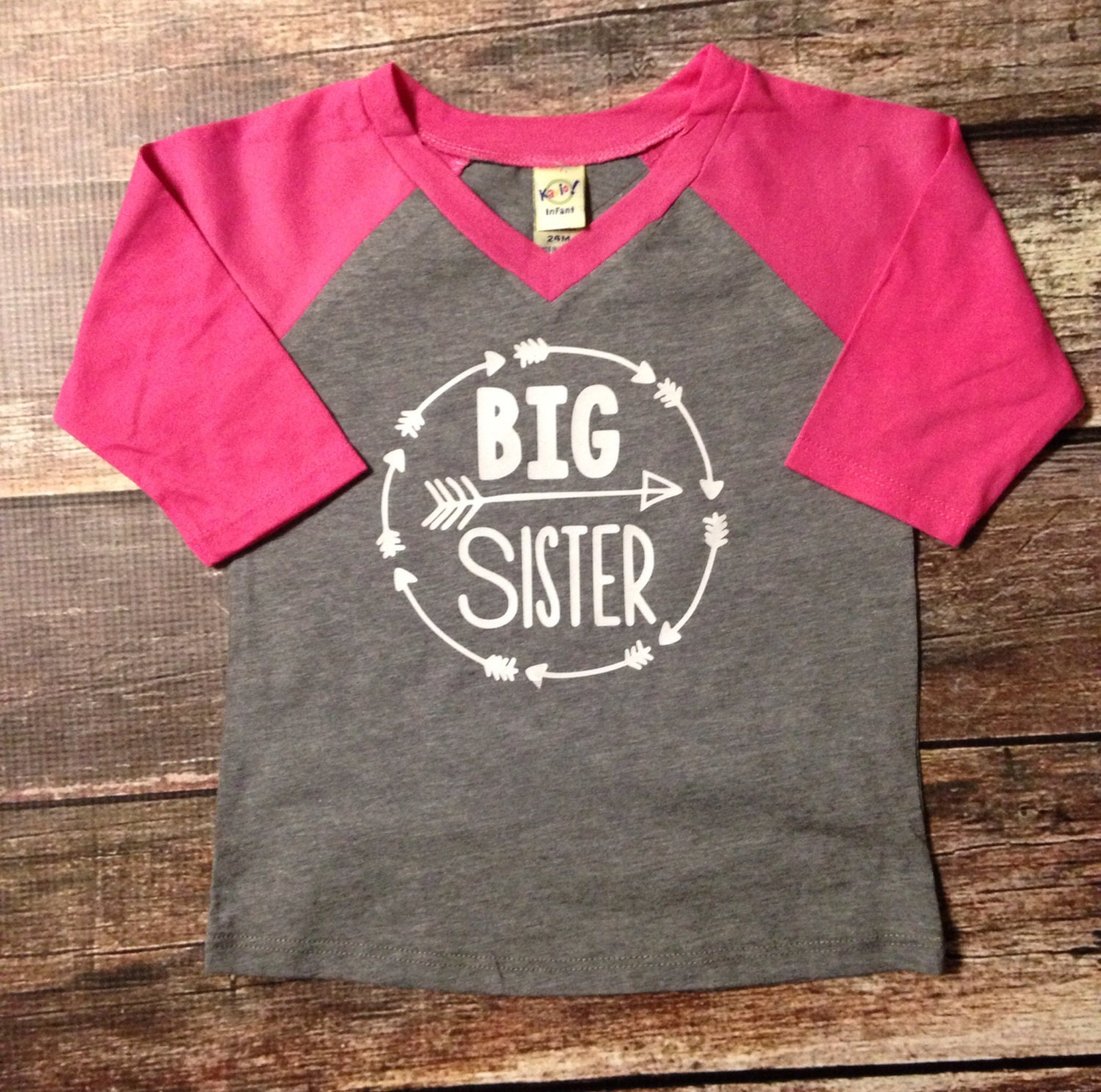 Big Sister Shirt Little Sister Shirt Custom Shirt by ...