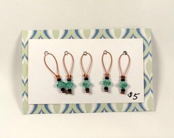 Stitch Markers - Set of 5