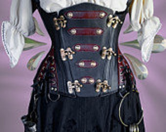 NEW! Explorer Underbust Corset Sewing Pattern. Instant download. Small size.