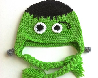 Frankenstein Halloween Hat