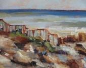 Landscape Painting,  Beach painting, Pawleys Island